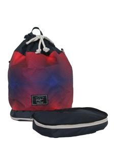 ae8eba984421 Gradient Blush Foldable 3-way Bucket Bag TH335AC44BLZPH 1