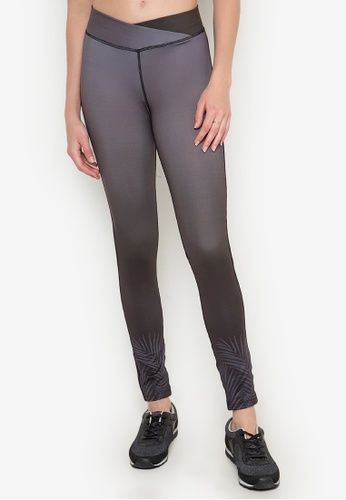 Danskin grey Yoga Collection Long Pants DA964AA0K3LNPH_1