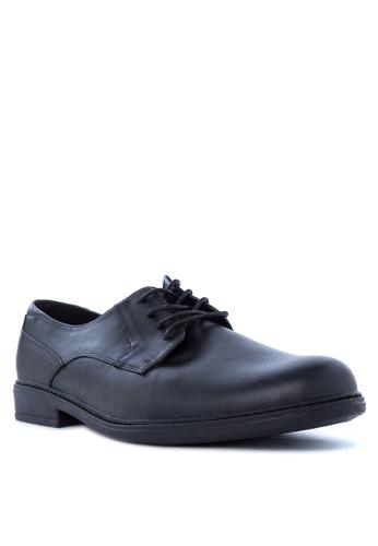 Easy Soft By World Balance black British Formal Shoes 66E92SH47D06B0GS_1