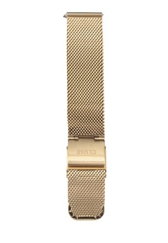 CLUSE 金色 La Boheme Mesh Gold Strap CLS046 CL977AC0RDCKMY_1