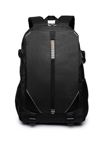 Lucky JX black High Grade Sebastian Travel Backpack 20827ACF46B78BGS_1