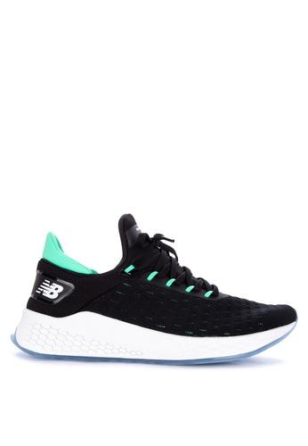 New Balance black FF Lazr V2 FS Sneakers 3D043SH8D96F8EGS_1