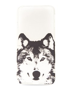 Black Wolf Iphone 6 Case