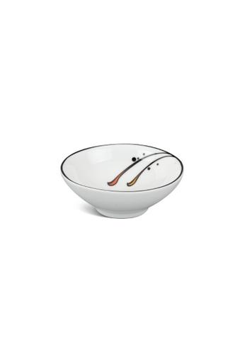 Minh Long I white Balloon: Porcelain Sauce Dish (9cm) 161F6HLBC48DBAGS_1