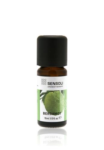 Sensoli Aromatherapy Sensoli Bergamot Pure Essential Oil 10ml 80A35HL07FA4DDGS_1