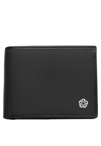 Wild Channel black Men's Bi Fold Wallet 0FFDFACDC4ABA3GS_1