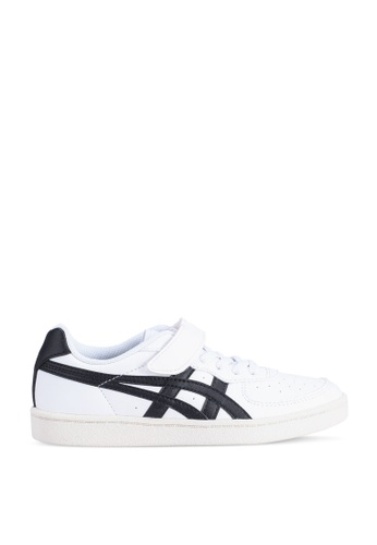 Onitsuka Tiger white GSM Pre-School Sneakers B3EDFKSEE4B6D5GS_1
