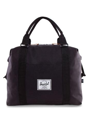 Herschel Black Strand Duffle Bag He305ac52yglsg 1