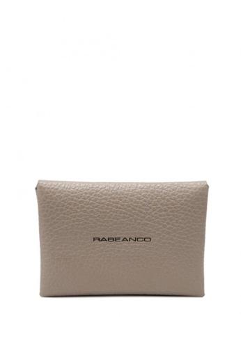 RABEANCO grey RABEANCO Card Case - Grey 113E4AC27C7CA7GS_1