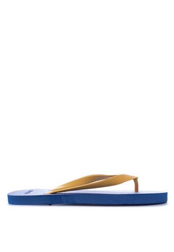 BENCH blue Fashionable Slippers BE550SH11LXGPH_1