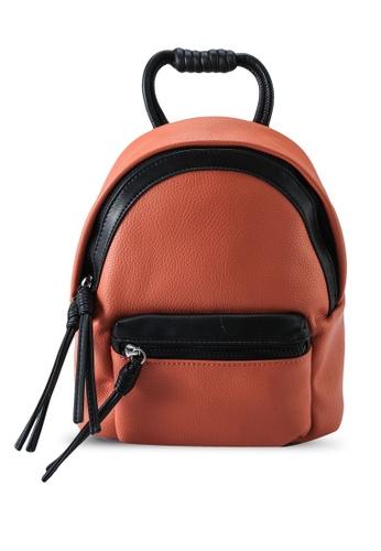 Keddo orange Ruby Backpack 2CBD6AC79A9412GS_1