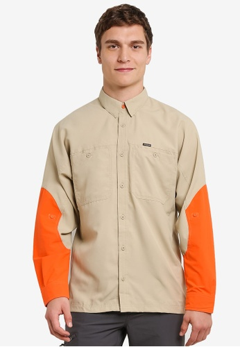 Patagonia beige Lightweight Field Shirt PA549AA0RQBMMY_1