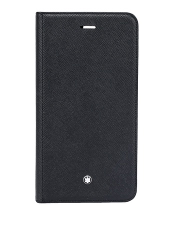 Montblanc black Meisterstuck Phone Cover (zt) 61E1BAC63413D2GS_1