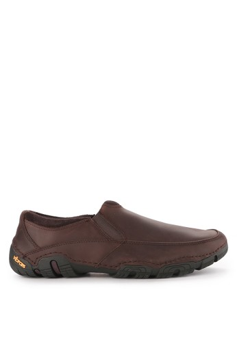 Hush Puppies brown Fulle Torque 607FESH25B944DGS_1