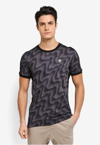 adidas black and grey adidas warp tee AD372AA0SUJ4MY_1