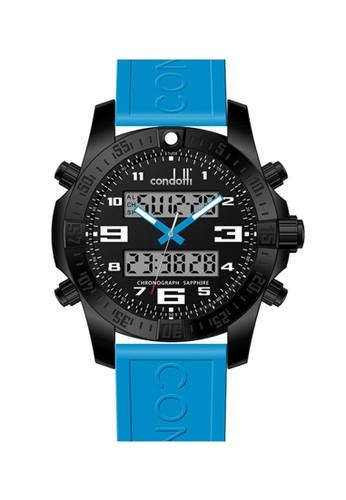 Condotti blue Jam Tangan Pria CN5084-B03-P29 09AF9AC0E40D4AGS_1