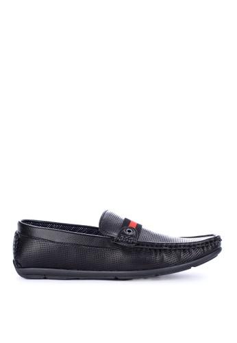 Wade black Driving Shoes EDDD3SHB5F4C68GS_1