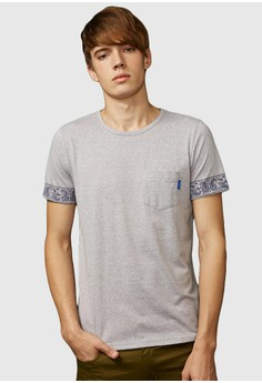 Tide Totem Pocket Tee