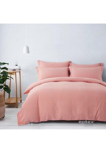 Epitex Epitex Urutora EC7802-2 1400TC Stonewashed Yarn-Dyed Bedsheet E5629HL2B599DCGS_1
