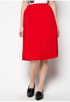 Pinkate Maxi Skirt