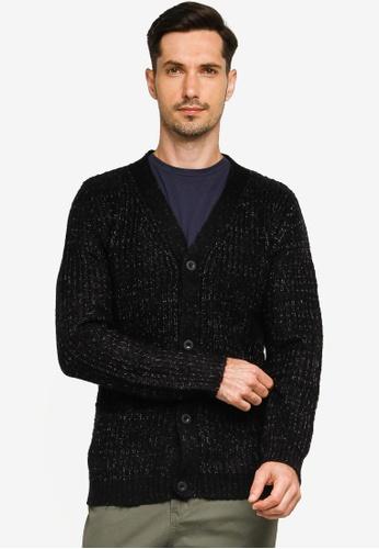 Indicode Jeans black Aldro Button Down Cardigan 67F26AA578AB78GS_1