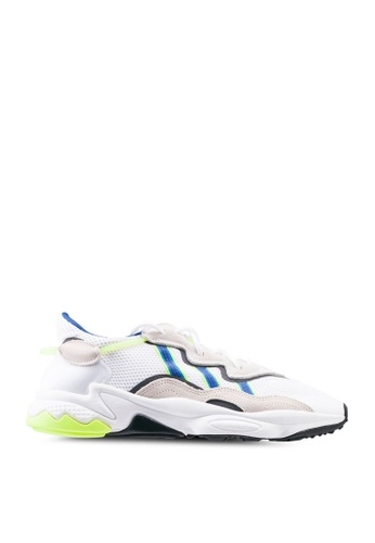 ADIDAS white ozweego shoes ADD12SH14330E9GS_1