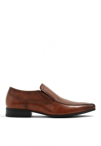 Call It Spring brown Ozan Loafers 98426SHABB16F1GS_1
