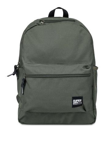 Superdry green City Backpack - Original & Vintage C2279AC8C3CB3EGS_1