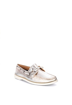 c5fc9d22c38ad 15% OFF Sperry A/0 Vida Metallic Boat Shoes Php 5,295.00 NOW Php 4,499.00  Available in several sizes