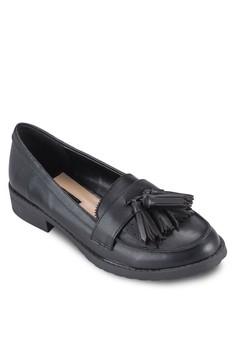 Loki Chunky 流蘇飾樂福鞋