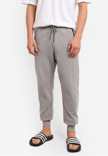 Cotton On grey Customised Slouch Trackie Pants CO372AA0S4A3MY_1
