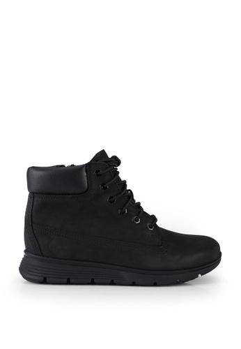 """Timberland black Killington 6"""" Side Zip Boots 17997KS3C7DCB0GS_1"""