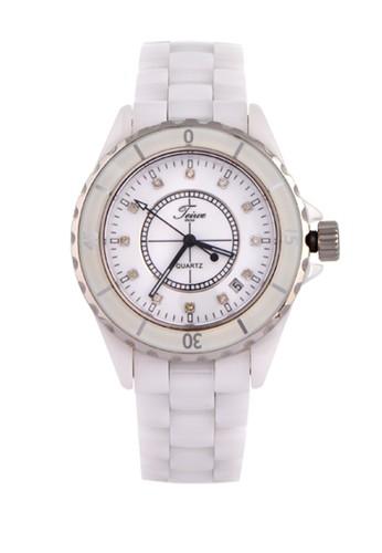 TEIWE white jam tangan teiwe TW2909-MW - stanleas streep - putih 6D72BAC843E6C9GS_1