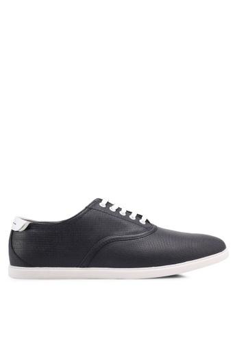 ALDO navy Westcarson Smart Casual Shoes EFE34SH586E8BDGS_1