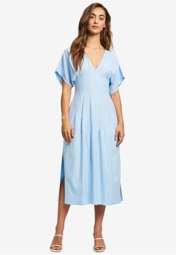 Willa blue Reminiscent Dress 1A69CAA33E84C2GS_1