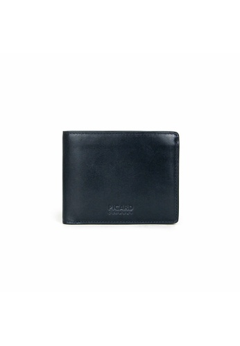 Picard navy Picard Teuer Bifold Wallet with Coin Pouch 288A9ACD853661GS_1