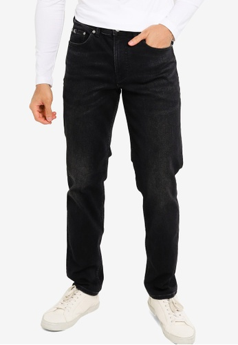 Calvin Klein black Casual Jeans - CK Jeans 8CFB6AAF29C87AGS_1