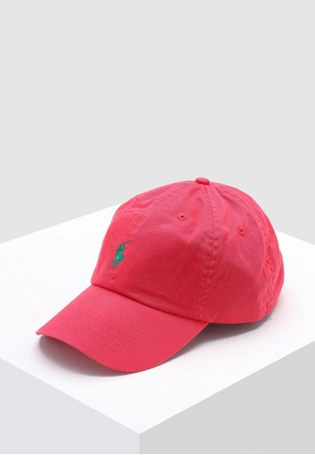 2e56bbb1 Buy Polo Ralph Lauren Cotton Chino Sport Cap | ZALORA HK
