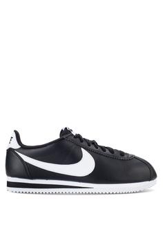 cae8ef2acb Nike black Nike Classic Cortez Leather Shoes F74EBSH9DB26B0GS 1