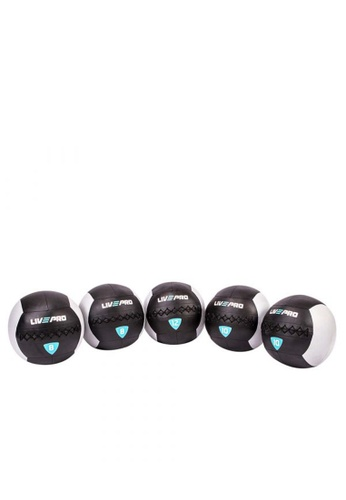 LIVE UP AND LIVE PRO. black LivePro Wall Ball DC90DSE9806859GS_1