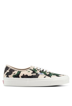 8f9845944 VANS green and multi Authentic 44 DX Anaheim Factory Sneakers  751C0SH108A713GS 1