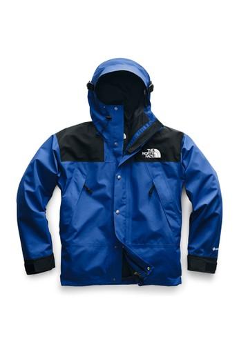 The North Face blue Men 1990 Mountain Jacket GTX-NF0A496RCZ6 64718AAFC000A6GS_1