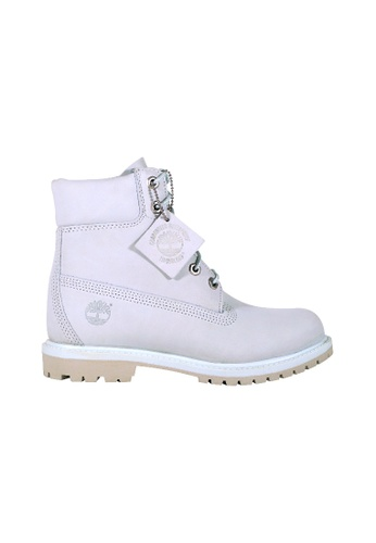 Timberland white Timberland® Icon 6-Inch Premium Waterproof Boots AB565SHAE0F63AGS_1