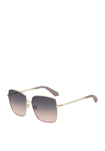 Kate Spade pink Fenton/G/S Sunglasses 0A525GL76D9EFAGS_1