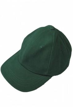 Plain Emerald Green Baseball Cap