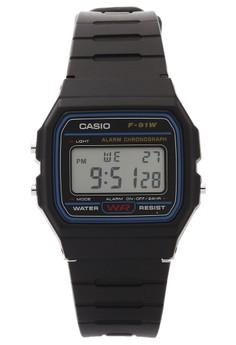 Digital Watch F-91W-1D