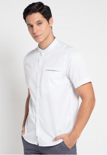 Tripl3 Jeans white Slim Fit B61E7AA87A3EDBGS_1