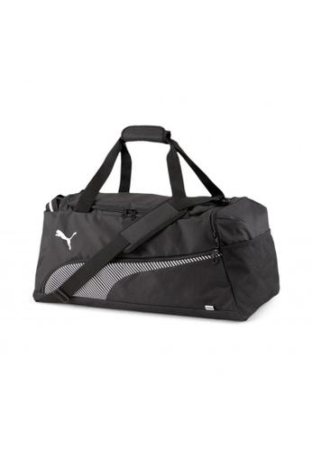 PUMA black PUMA Unisex Fundamentals Lifestyle Sports Bag D0195AC16BC3A2GS_1