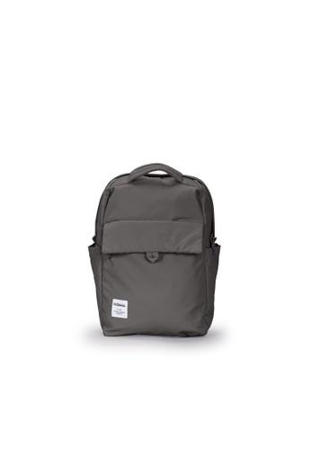 Hellolulu grey Hellolulu Mini Carter Backpack (Slate Gray) DBB6FAC72BB8F0GS_1