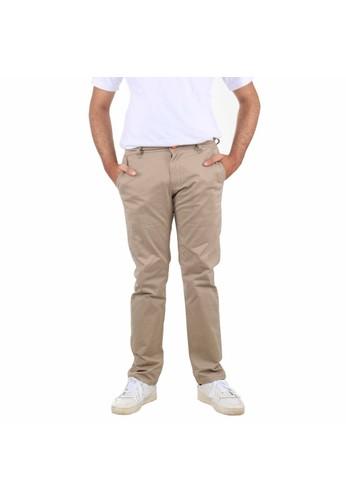SCOTCH&CO SCOTCHCO Celana Panjang Pria Chinos Casual Slim Fit Stretch Campbell Chino Pants Milo 25529-30-32923 C23D2AA89E3ABFGS_1